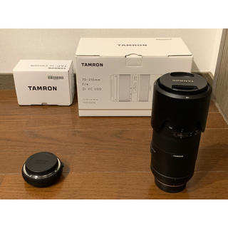 TAMRON - TAMRON 70-210mm TAP-in console nikon用