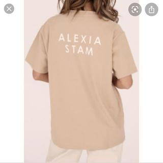 ALEXIA STAM - アリシアスタン ロゴTシャツ