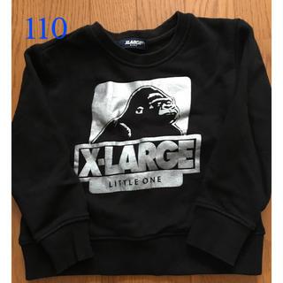 XLARGE - エクストララージトレーナー