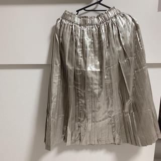 マウジー(moussy)のキラキラロングスカート(ロングスカート)