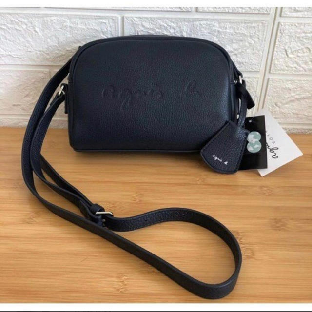 agnes b.(アニエスベー)の新品 agnes b アニエスベー 肩掛けバッグ ショルダーバッグ ボヤージュ レディースのバッグ(ショルダーバッグ)の商品写真