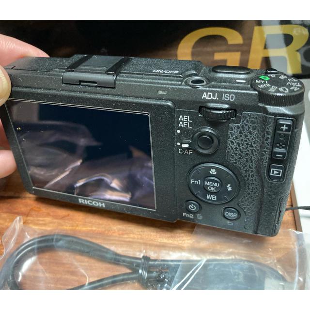 RICOH(リコー)のリコー GR2 スマホ/家電/カメラのカメラ(コンパクトデジタルカメラ)の商品写真