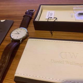 ダニエルウェリントン(Daniel Wellington)のダニウェル ウェリントン ダッパー 38mm(腕時計(アナログ))