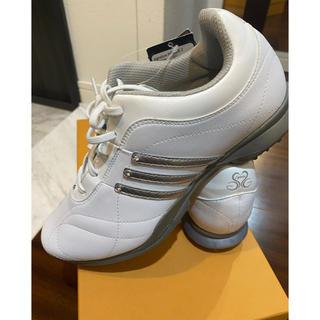 adidas - ゴルフシューズ 24cm