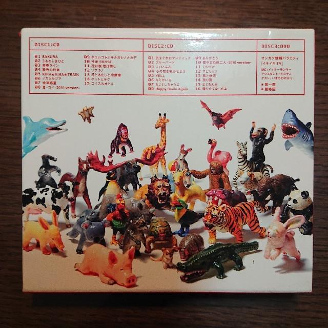 いきものばかり~メンバーズBESTセレクション~(初回生産限定盤) エンタメ/ホビーのCD(ポップス/ロック(邦楽))の商品写真