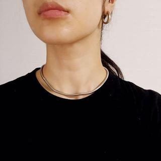 Maison Martin Margiela - 4.2mm unisex snake chain necklace