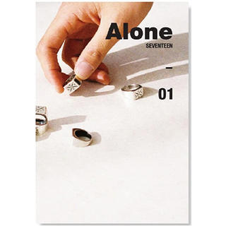 SEVENTEEN - SEVENTEEN Al1 Alone 01 新品未開封