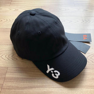 Y-3 - 新品 新作!! Y-3 CH1 CAP キャップ ロゴ CAP ブラック