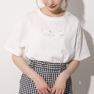one after another NICE CLAUP - NICE CLAUP  Tシャツ