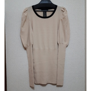 DOUBLE STANDARD CLOTHING - ダブスタ ヴァニラクチュール トップスニット