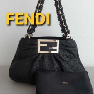 FENDI - FENDI フェンディ ショルダーバッグ チェーンハンドル