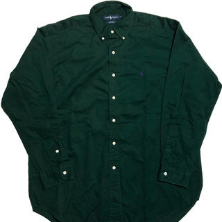 ラルフローレン(Ralph Lauren)の古着 RALPH LAUREN ラルフローレン シャツ 長袖シャツ BDシャツ(シャツ)