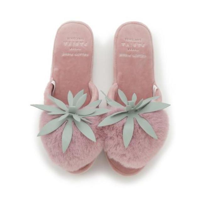 gelato pique(ジェラートピケ)のPNK ジェラートピケ PARIYA ストロベリールーム PWGS204577 レディースの靴/シューズ(その他)の商品写真
