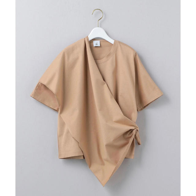 BEAUTY&YOUTH UNITED ARROWS(ビューティアンドユースユナイテッドアローズ)の6(ROKU) 🧡 トップ レディースのトップス(Tシャツ(半袖/袖なし))の商品写真