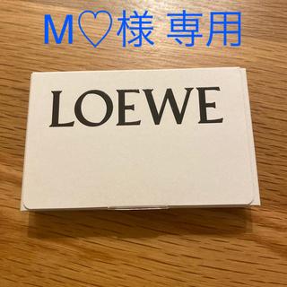 ロエベ(LOEWE)のLOEWE ロエベ 香水 サンプル(香水(女性用))