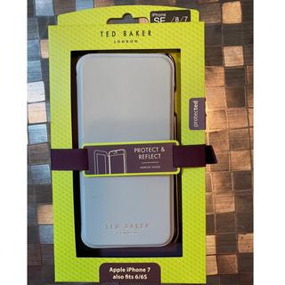 TED BAKER - テッドベーカー iPhone SE 第2世代 手帳ケース