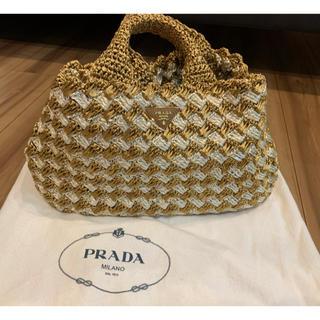 PRADA - PRADA カゴバック