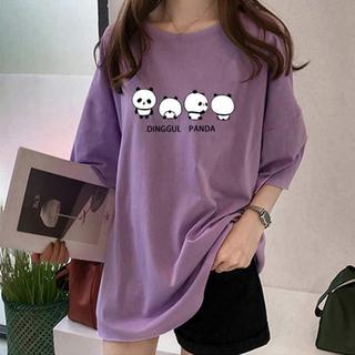 韓国ファッション Tシャツ 大きいサイズ