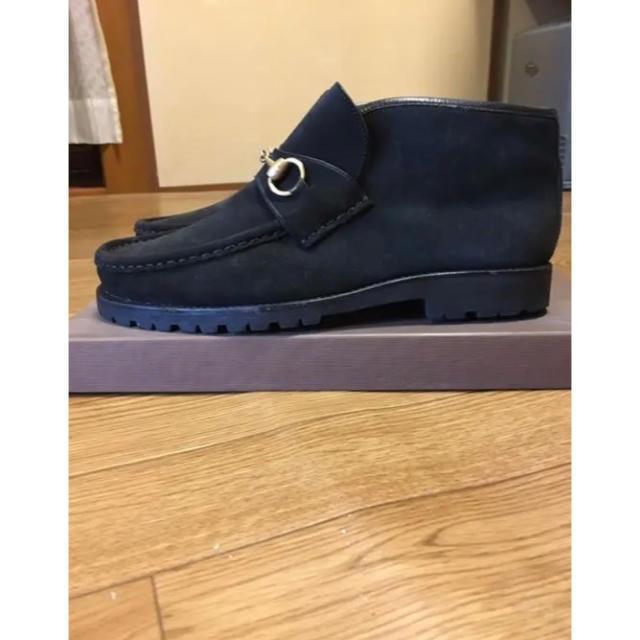Gucci(グッチ)の靴 グッチ 25cm メンズの靴/シューズ(ドレス/ビジネス)の商品写真