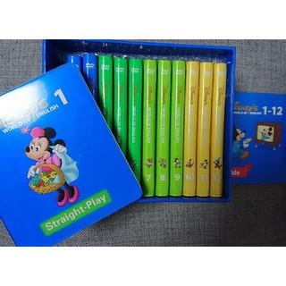 Disney - DWE ディズニー英語システム ストレートプレイDVD