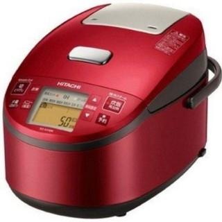 日立 - 日立 炊飯器 圧力スチーム炊き「ふっくら御膳」 RZ-BV100M
