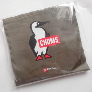 チャムス(CHUMS)のCHUMS チャムス エコバッグ カーキ(エコバッグ)