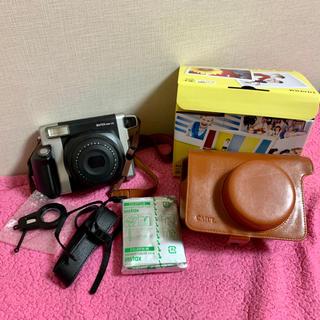 富士フイルム - 富士フィルム チェキWIDE instax  WIDE 300 ケース、フィルム