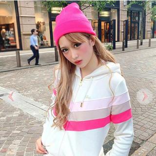 レディー(Rady)の新品Rady♡ピンクニット帽(ニット帽/ビーニー)