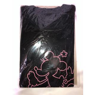 Disney - セブンティーン付録、ディズニー、ブラックミニーマウスTシャツ