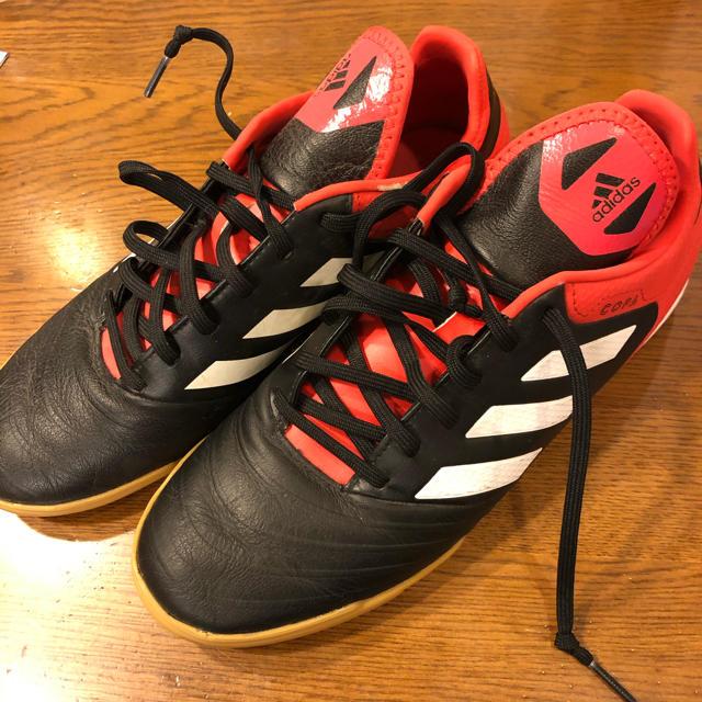 adidas(アディダス)のフットサルシューズ  26 スポーツ/アウトドアのサッカー/フットサル(シューズ)の商品写真
