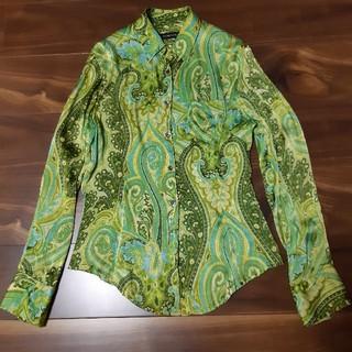 BARNEYS NEW YORK - バーニーズ シャツ ブラウス 長袖 ジャケット