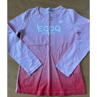 ルコックスポルティフ(le coq sportif)のレディース ルコック ロンT M ロングスリーブシャツ 長袖シャツ(Tシャツ(長袖/七分))