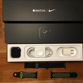 Apple Watch - Apple Watch Nike Series 5 GPS 40mm(保証残有)