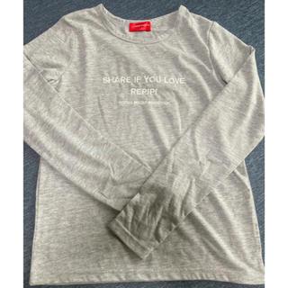 レピピアルマリオ(repipi armario)のはる様専用☆レピピアルマリオ☆未使用長袖Tシャツ(Tシャツ/カットソー)