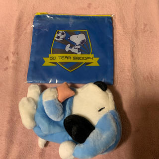 SNOOPY - SNOOPY ポーチ2セット