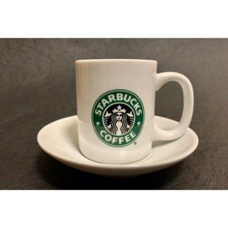 Starbucks Coffee - スターバックス デミタスカップ 旧ロゴ