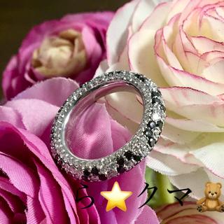 ポンテヴェキオ(PonteVecchio)のポンテヴェキオ エテルノ ダイヤ リング 本日価格 K18WG  正規品(リング(指輪))
