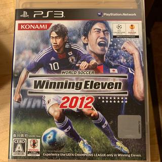 コナミ(KONAMI)のワールドサッカー ウイニングイレブン 2012 PS3(その他)