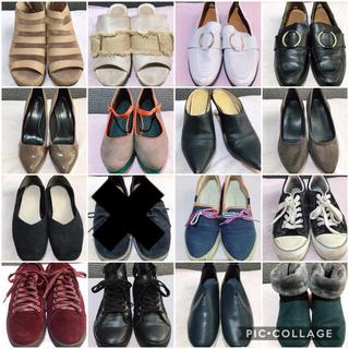イッカ(ikka)の靴16足まとめ売り❤️Lサイズ(24〜24.5cm) / 24.0cm(ハイヒール/パンプス)