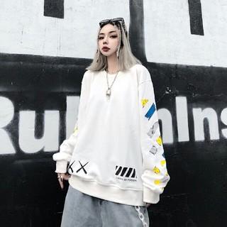 OFF-WHITE - 新品 OFF WHITE X KAWS パーカー Parker