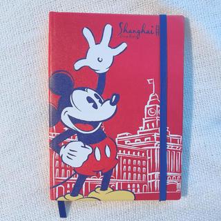 Disney - 上海ディズニー ミッキーマウスのメモ帳