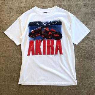 アナーキックアジャストメント(ANARCHIC ADJUSTMENT)の90s AKIRA fashion victim ヴィンテージ Tシャツ L(Tシャツ/カットソー(半袖/袖なし))