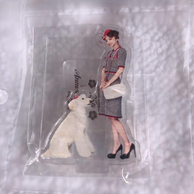安室奈美恵 アクリルスタンド 25周年 アニバーサリー エンタメ/ホビーのタレントグッズ(ミュージシャン)の商品写真