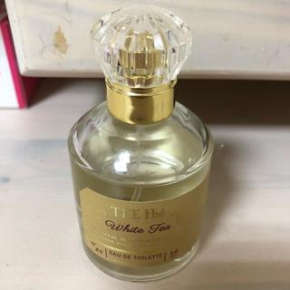 サボン(SABON)のサンタールエボーテT オードトワレ ホワイトティー(香水(女性用))