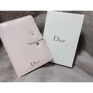 ディオール(Dior)のDior 非売品 手帳(ノート/メモ帳/ふせん)