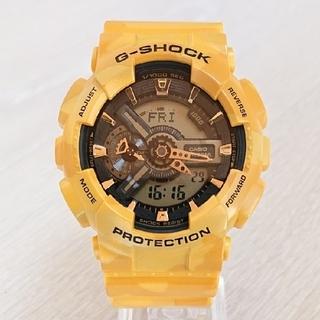 CASIO - 美品【CASIO/G-SHOCK】デジアナ メンズ腕時計 GA-110CM