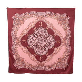 エイミーイストワール(eimy istoire)の新品 eimy Limited ES pattern スカーフ レッド(バンダナ/スカーフ)
