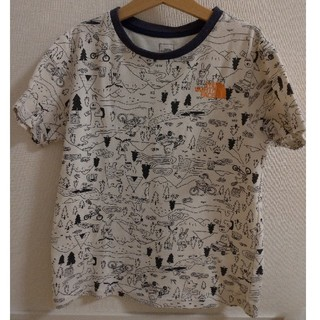 THE NORTH FACE - THE NORTH FACE Tシャツ 140センチ