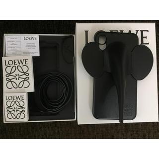 ロエベ(LOEWE)の新品未使用 LOEWE ロエベ iPhone XS max専用ケース(iPhoneケース)