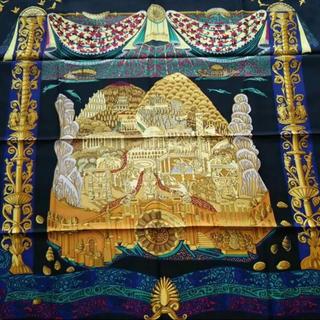 エルメス(Hermes)のエルメス スカーフ 美品(バンダナ/スカーフ)